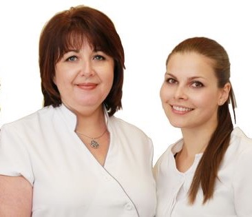 Bondi Dentist - Dr Helen Kanikevich and assistant